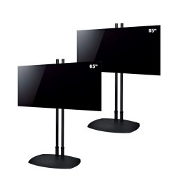 2 TV w-Stand 65''