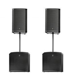 Speaker Rental Packages