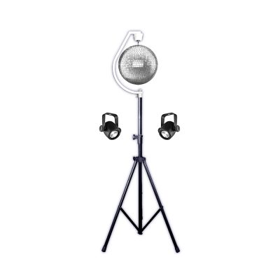 CSL 16 inch Mirror Ball Stand Package Rental
