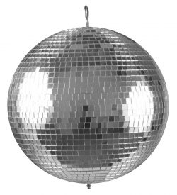 30″ Mirror Ball Rental